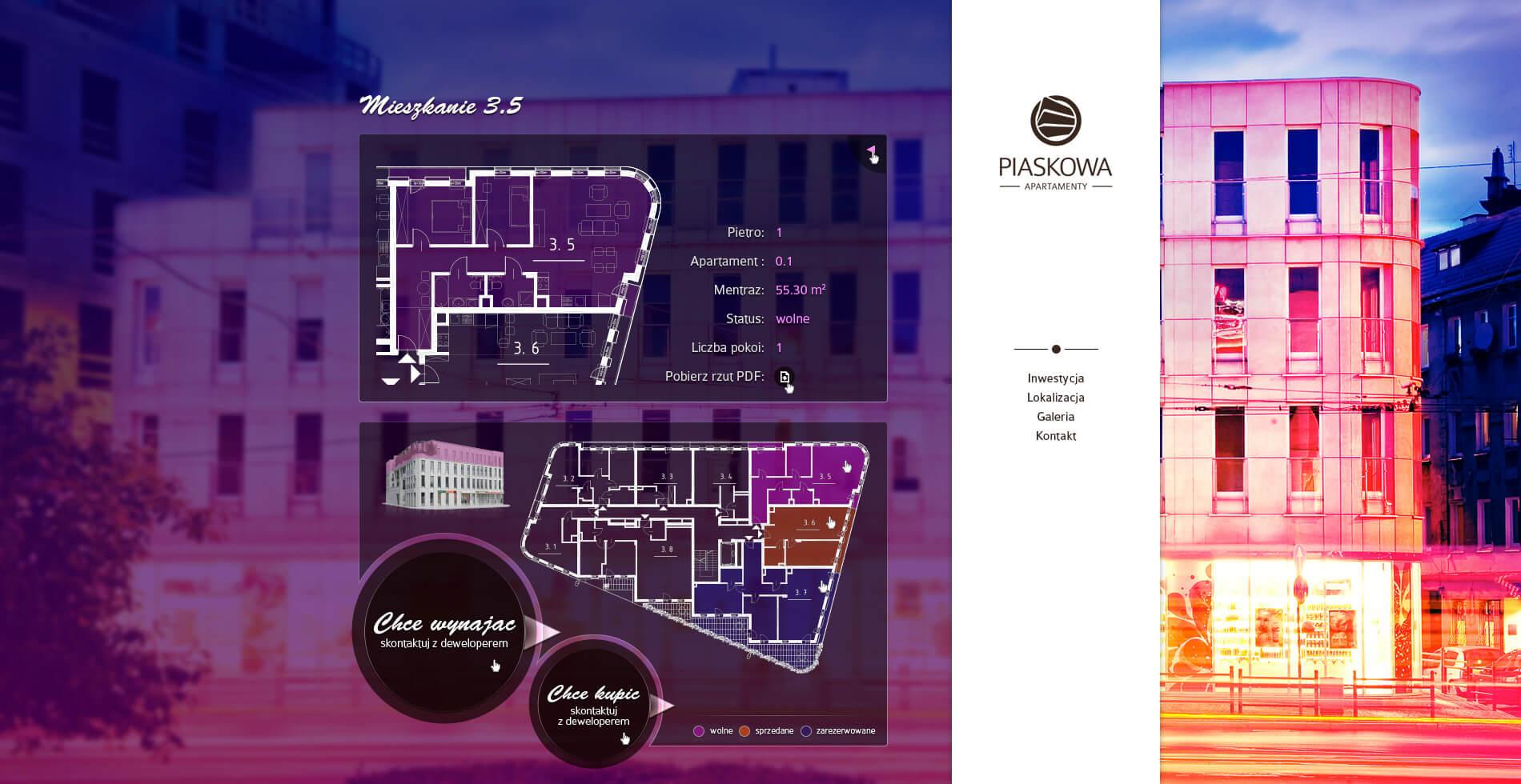 Piaskowa Apartaments